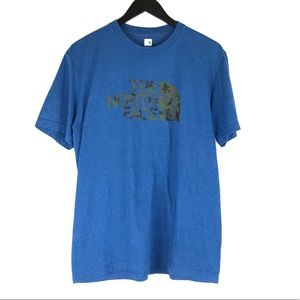 North Face Bigfoot Camo Short Sleeve T-shirt